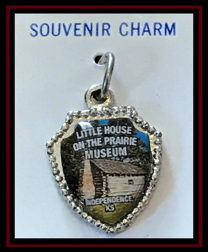 Charm Ornament - Silver Colored