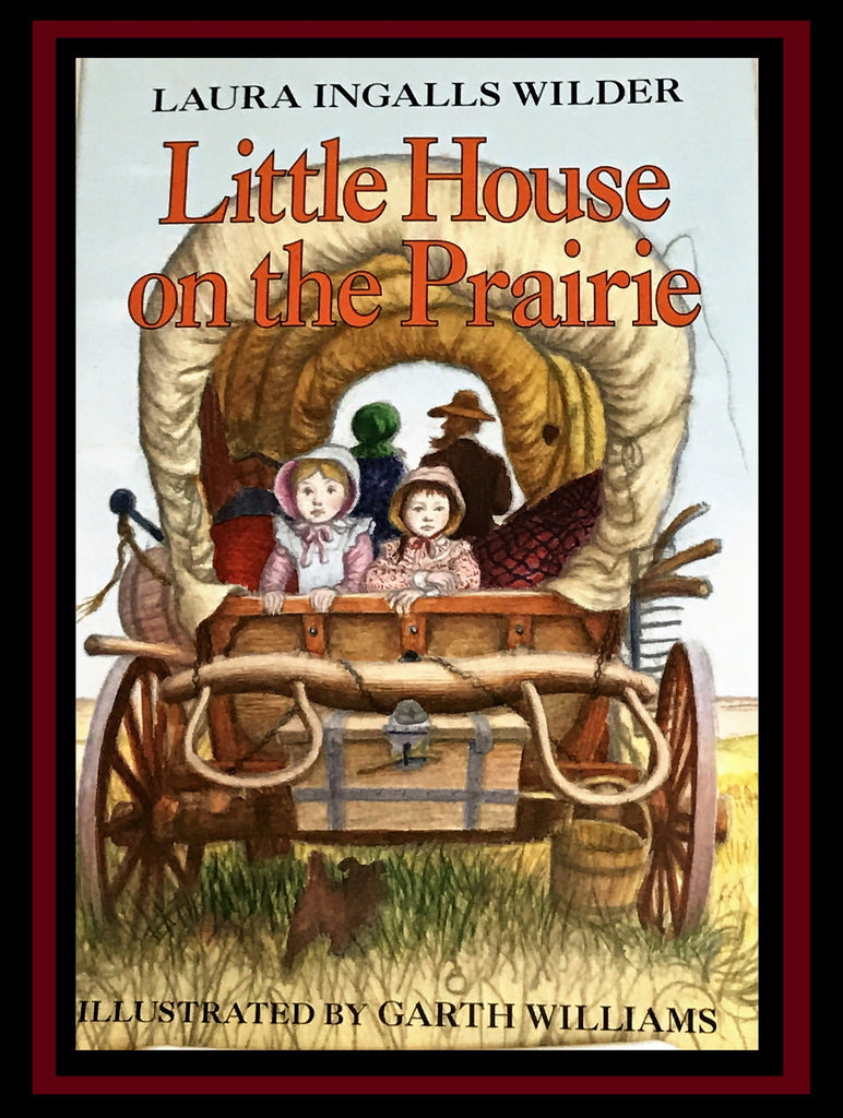 Paperback Little House on the Prairie by Laura Ingalls Wilder