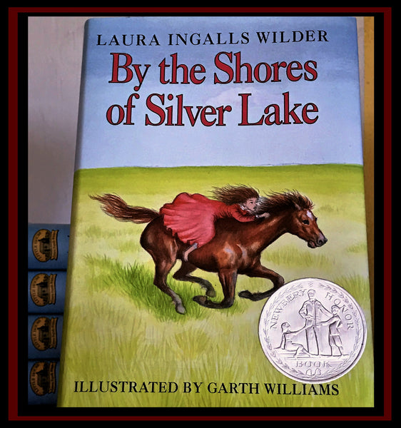 Hardback By the Shores of Silver Lake by Laura Ingalls Wilder