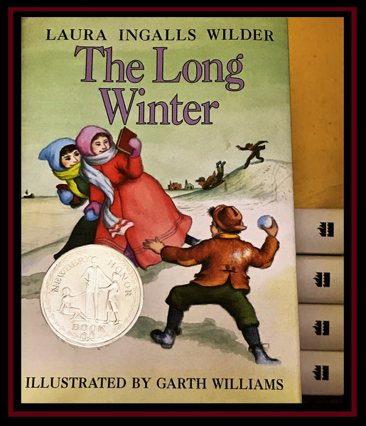 Hardback The Long Winter by Laura Ingalls Wilder