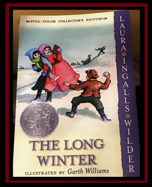 Collector's Edition The Long Winter by Laura Ingalls Wilder