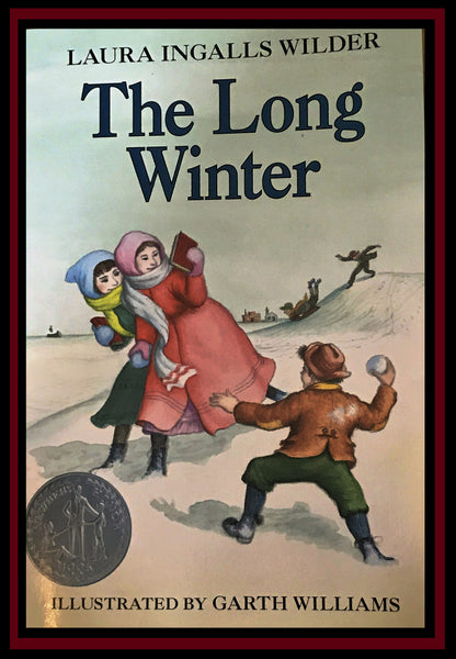 Paperback The Long Winter by Laura Ingalls Wilder