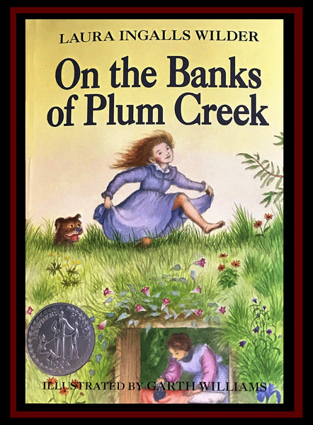 Paperback On the Banks of Plum Creek by Laura Ingalls Wilder