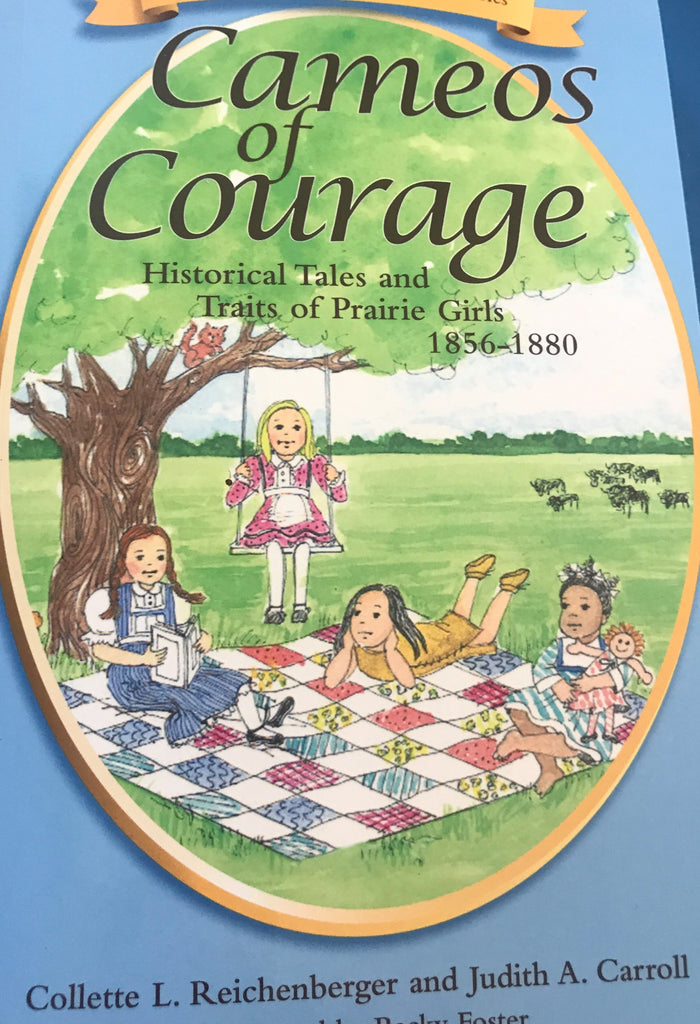 Cameos of Courage Book