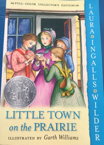 Collector's Edition Little Town on the Prairie