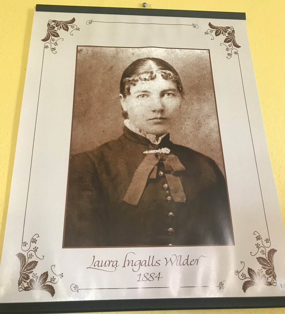 Poster of Laura Ingalls Wilder