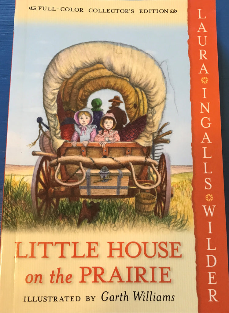 Collector's Edition Little House on the Prairie