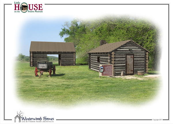 $1 Donation Towards 1860's Building Barn