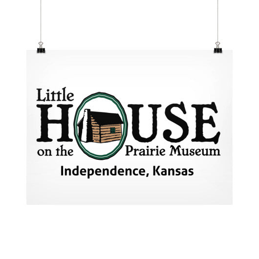 Horizontal Fine Art Prints (Posters)  Little House on the Prairie Museum