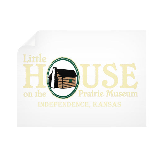 Horizontal Wall Decals  Little House on the Prairie Museum