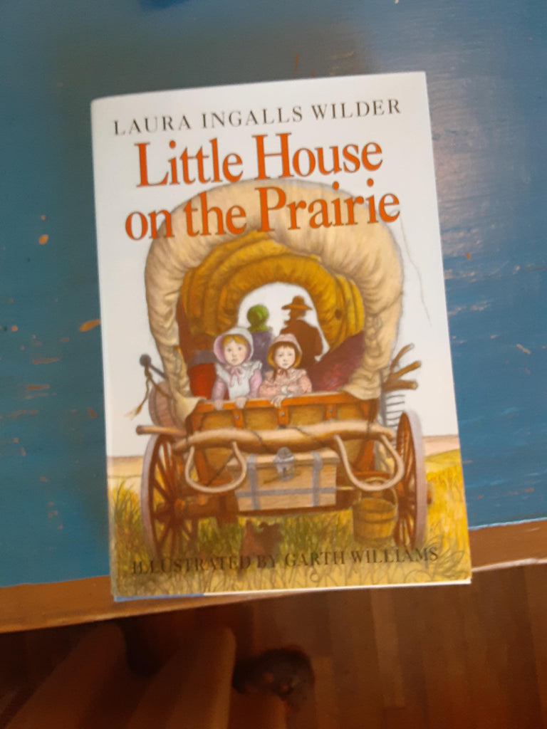 Hardback Little House on the Prairie by Laura Ingalls Wilder