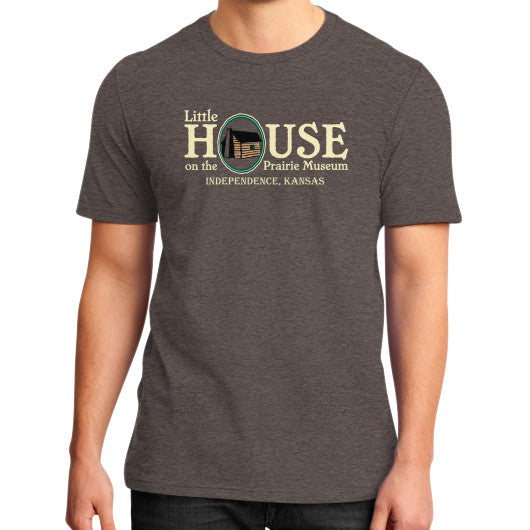 Little House on the Prairie Museum T-Shirt Heather brown Little House on the Prairie Museum