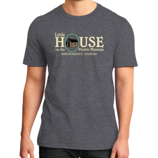 Little House on the Prairie Museum T-Shirt Heather charcoal Little House on the Prairie Museum