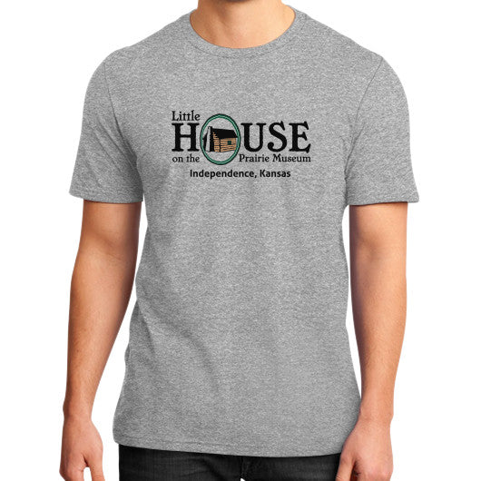 Little House on the Prairie Museum T-Shirt Heather grey Little House on the Prairie Museum