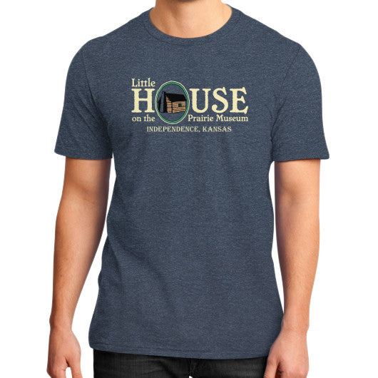 Little House on the Prairie Museum T-Shirt Heather navy Little House on the Prairie Museum