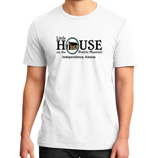 Little House on the Prairie Museum T-Shirt White Little House on the Prairie Museum
