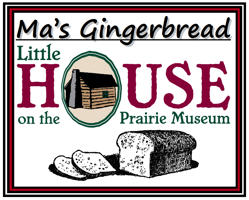 Ma's Gingerbread Candle by Little House on the Prairie Museum