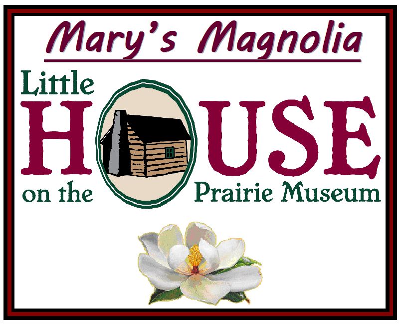Mary's Magnolia Candle by Little House on the Prairie Museum