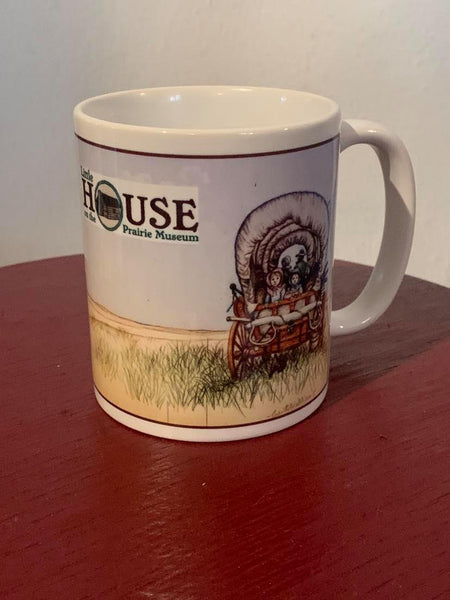 Covered Wagon Coffee Mug