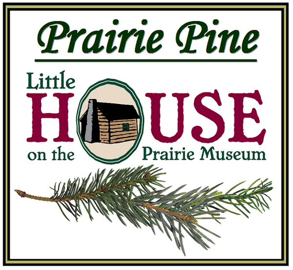 Prairie Pine Candle by Little House on the Prairie Museum