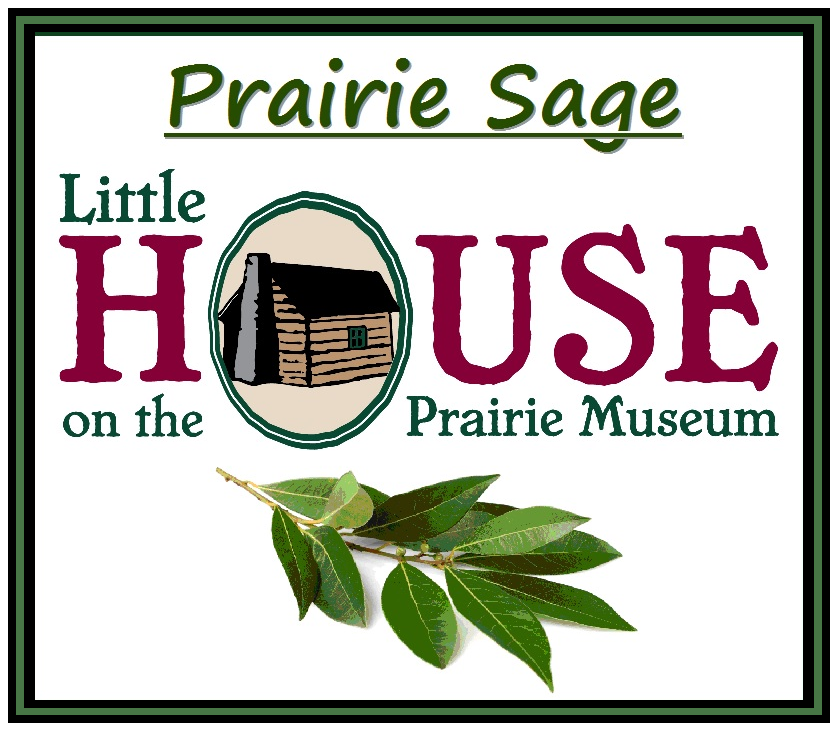 Prairie Sage Candle by Little House on the Prairie Museum