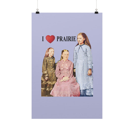 Vertical Fine Art Prints (Posters)  Little House on the Prairie Museum