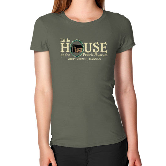 Women's T-Shirt Lieutenant Little House on the Prairie Museum