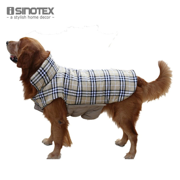 Plaid Pup Jacket