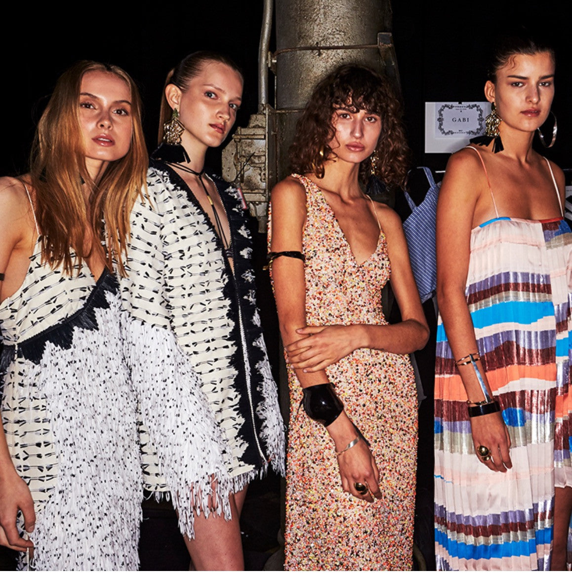 Sass and Bide: going from strength to strength!