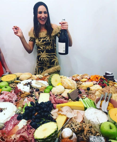 Miko and Mollie launch party platter