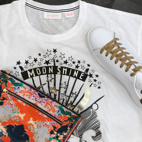 Sass and Bide Moon Lights Tee