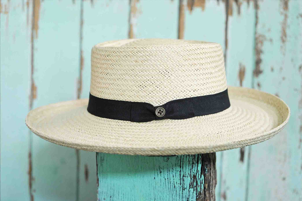 fallenBROKENstreet The Light Straw Hat