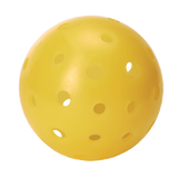 Yellow Tourna Indoor Pickleball