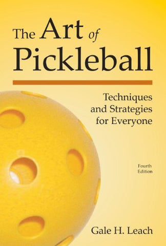 The Art of Pickleball Book