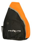 Orange Pro-Lite Pickleball Gear and Paddle Bag