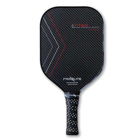 Titan Pro Black Diamond Series Pickleball Paddle (Used)