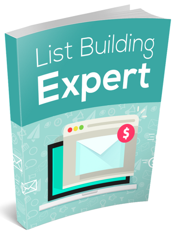How to build email list, email marketing, list building expert, entrepreneur eBook, eBooks for Entrepreneurs
