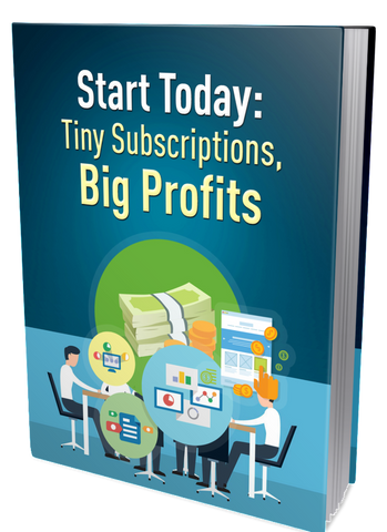 start a subscription company, subscription marketing, subscription business, how to run a subscription list, grow list subscribers, entrepreneur eBook, eBooks for Entrepreneurs
