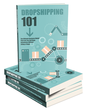 What is dropshipping, how to make money dropshipping, drop shipping website, eBooks for Entrepreneurs