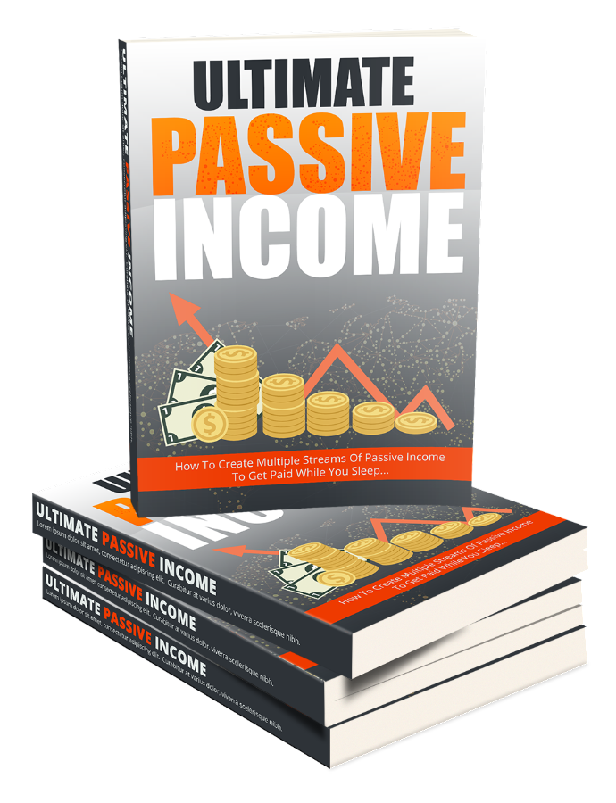 Ultimate Passive Income, digital marketing, sell digital products online, dropshipping website, entrepreneur eBook, eBooks for Entrepreneurs