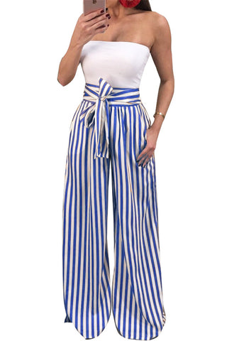 Color Pop Open Leg Overalls