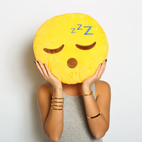 Do not disturb - SLEEPY emoji