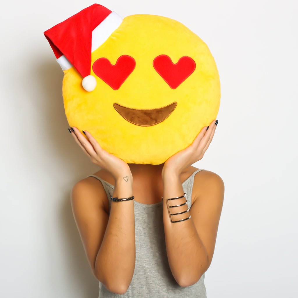 SPECIAL CHRISTMAS EMOJI  Love at first sight- HEARTS emoji