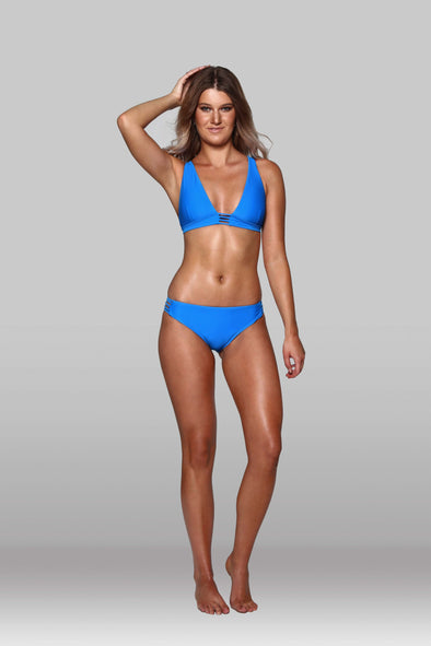 Bermuda 5 Strap Bikini Pant, Bottoms, Hoola Collective - Hoola Collective