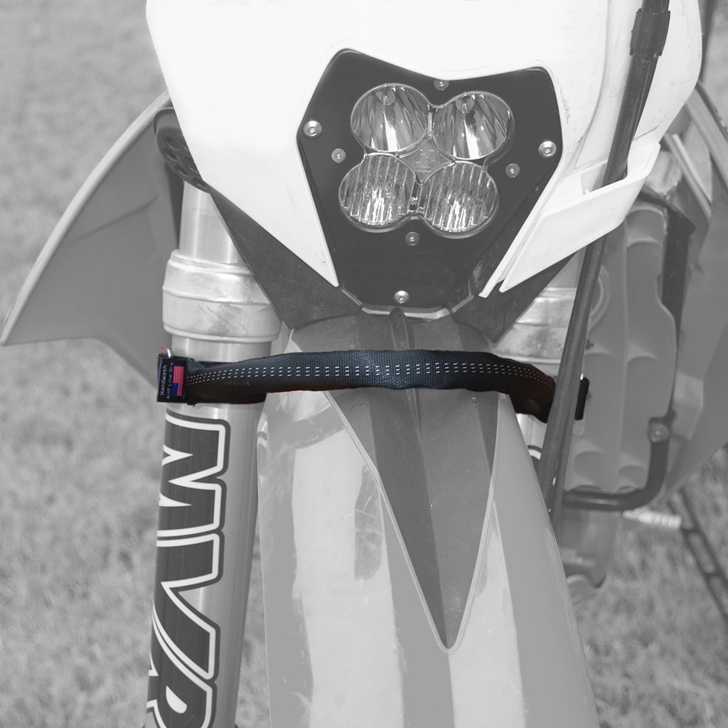 Dirt Bike Lift Strap - Front