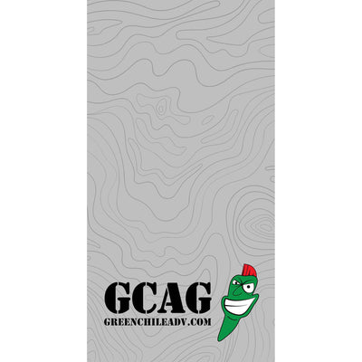 GCAG Face Shield Pattern