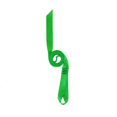 Lime Green Nylon Runner Loop Strap