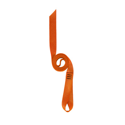 Orange Nylon Runner Loop Strap