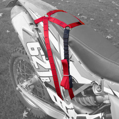 Scramble Soft Rack Red