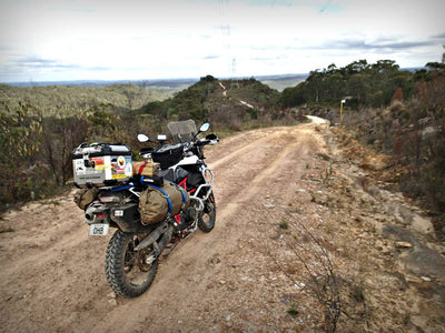 GCAG Side Bag Hauler Kit - On Her Bike